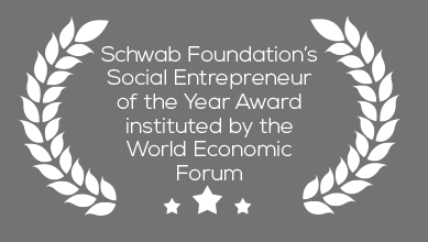 SCHWAB foundation social entreprenuer of the year award