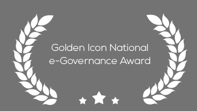 golden icon national e governance award