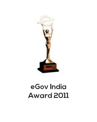 Egov India Awards 2011