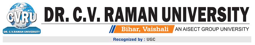 DR. CV Raman University